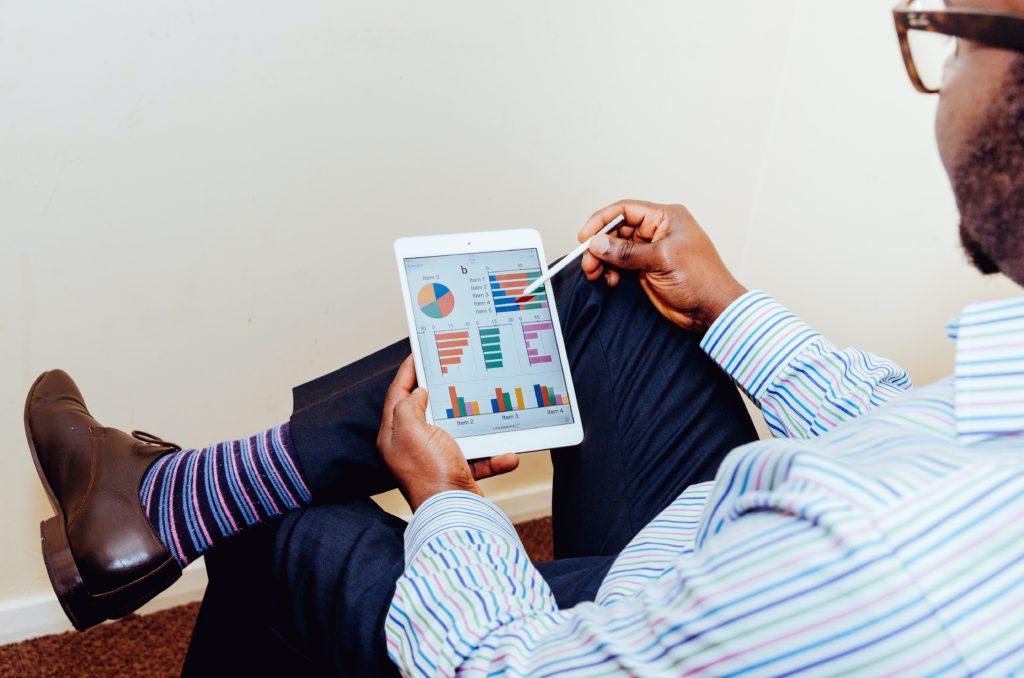 presentación datos en dashboard. Medir KPI's mas importantes para un e-commerce